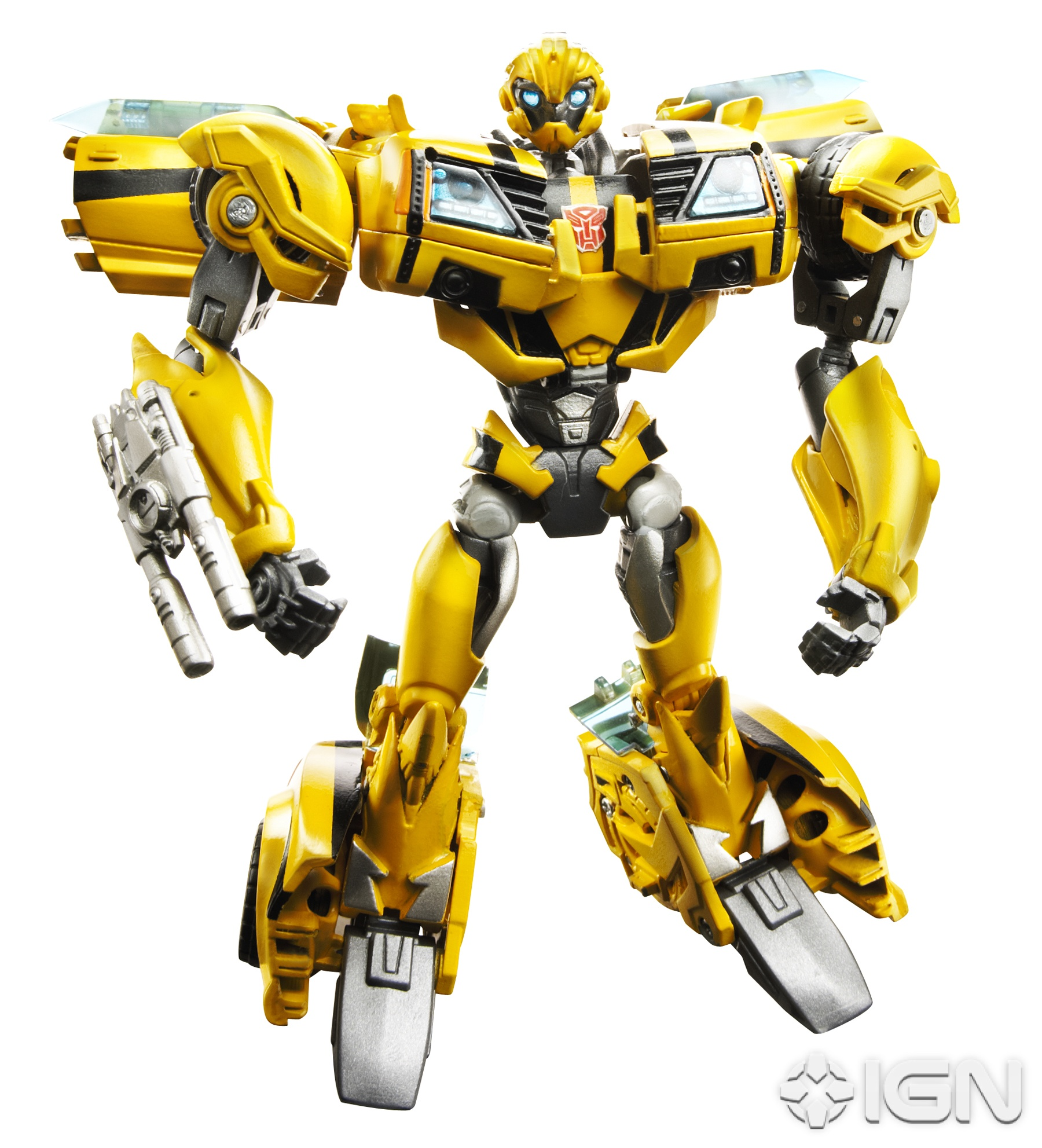 Transformers prime deluxe bumblebee toy revealed transformers news tfw2005 - Images of bumblebee from transformers ...