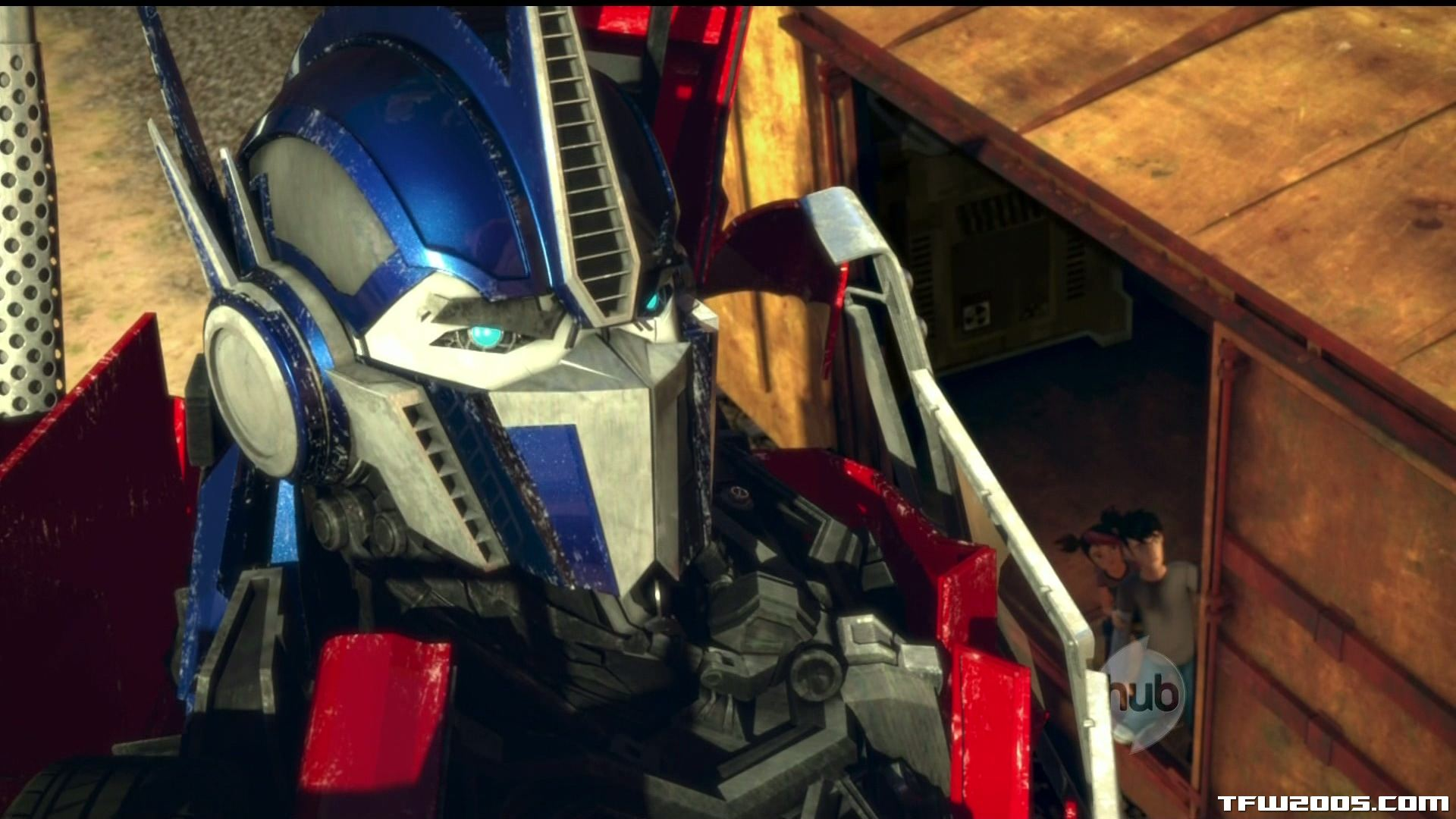 Watch Transformers Prime Online - Transformers Prime
