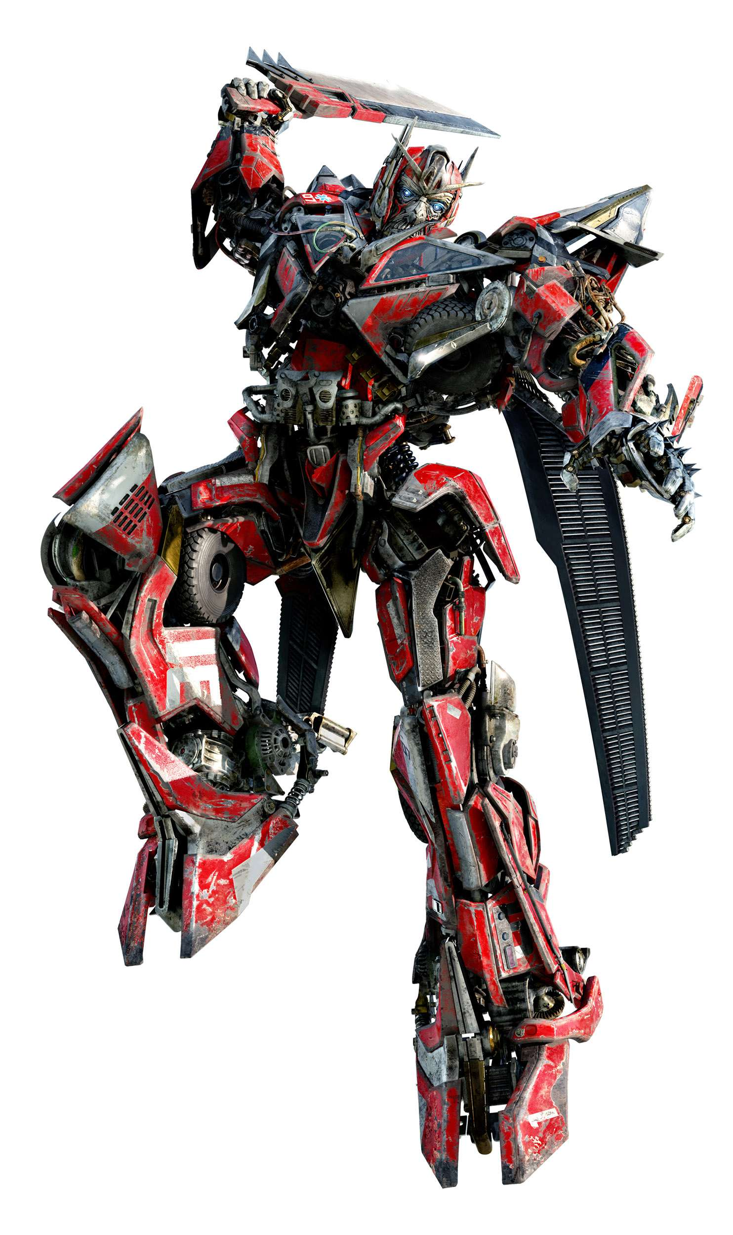 how tall is sentinel prime