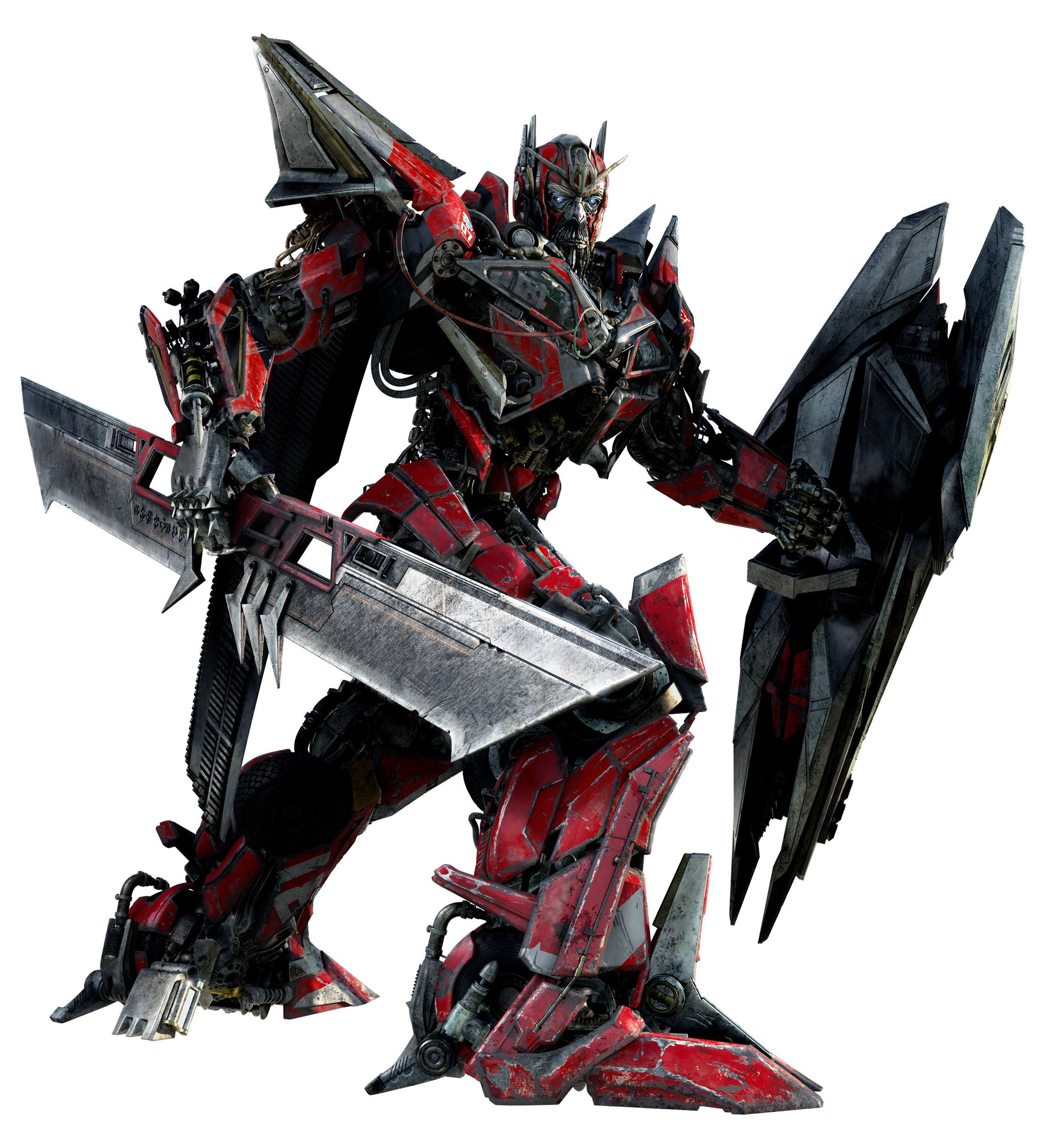Transformers  Dark Of The Moon Sentinel Prime Plus The Image We   Ve