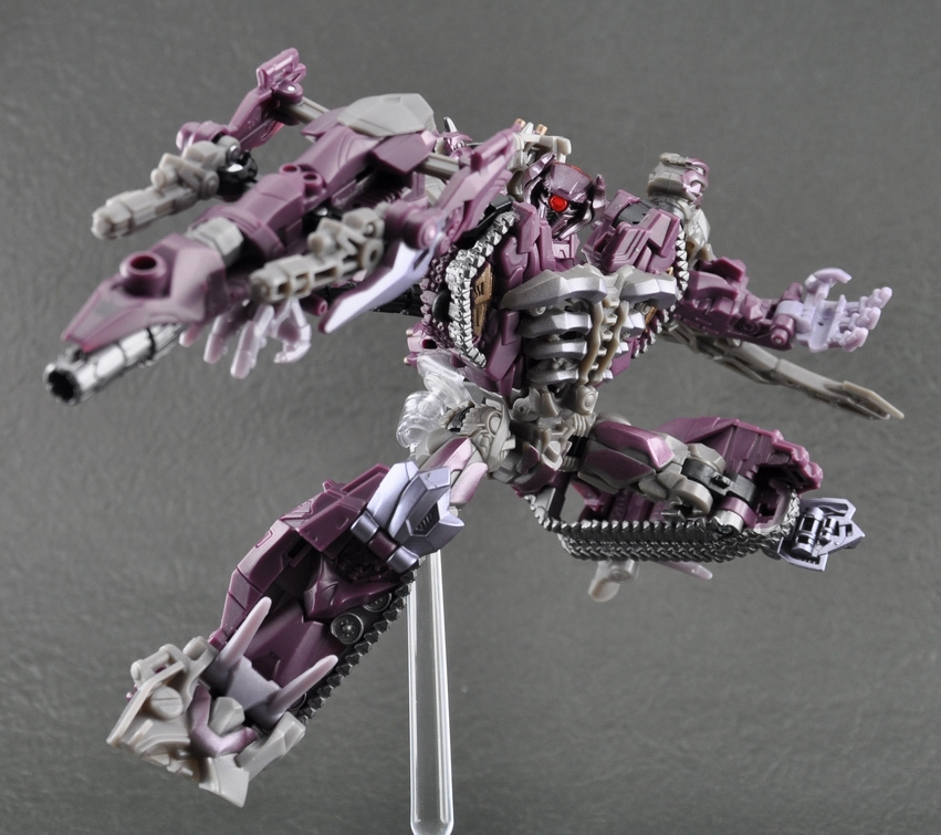 Dark of the Moon Shockwave Bio - Transformers News - TFW2005