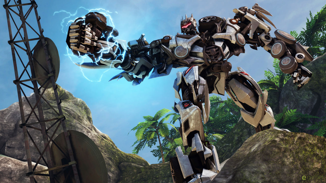 New Transformers: Dark Of The Moon Video Game Images And ...