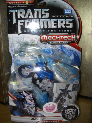 Dark Of The Moon Arcee Japan Exclusive Bio Transformers