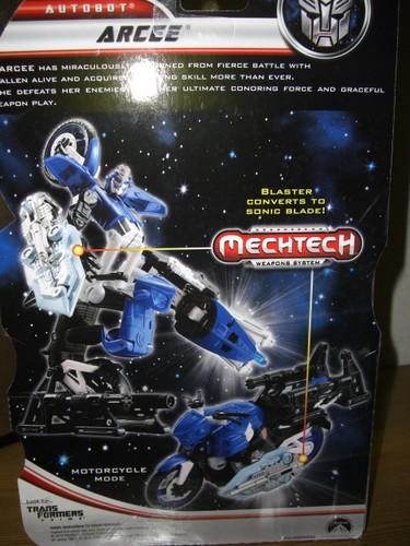 Dark Of The Moon Arcee Japan Exclusive Bio Transformers