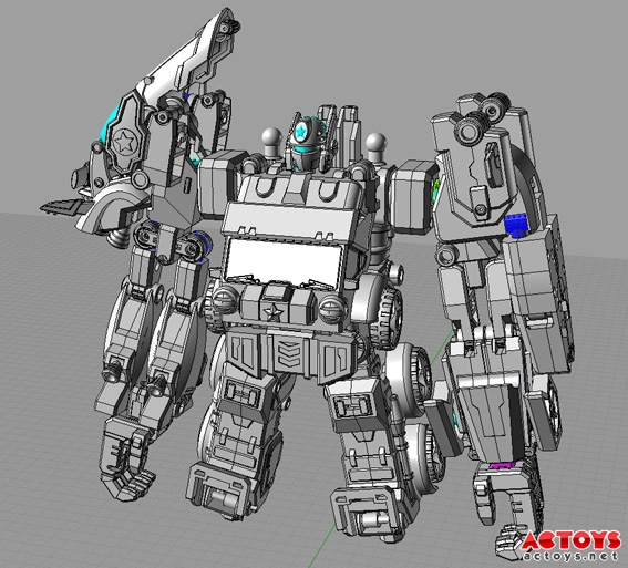 Transformers Blueprints Gallery