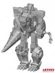 Grimlock-Robot