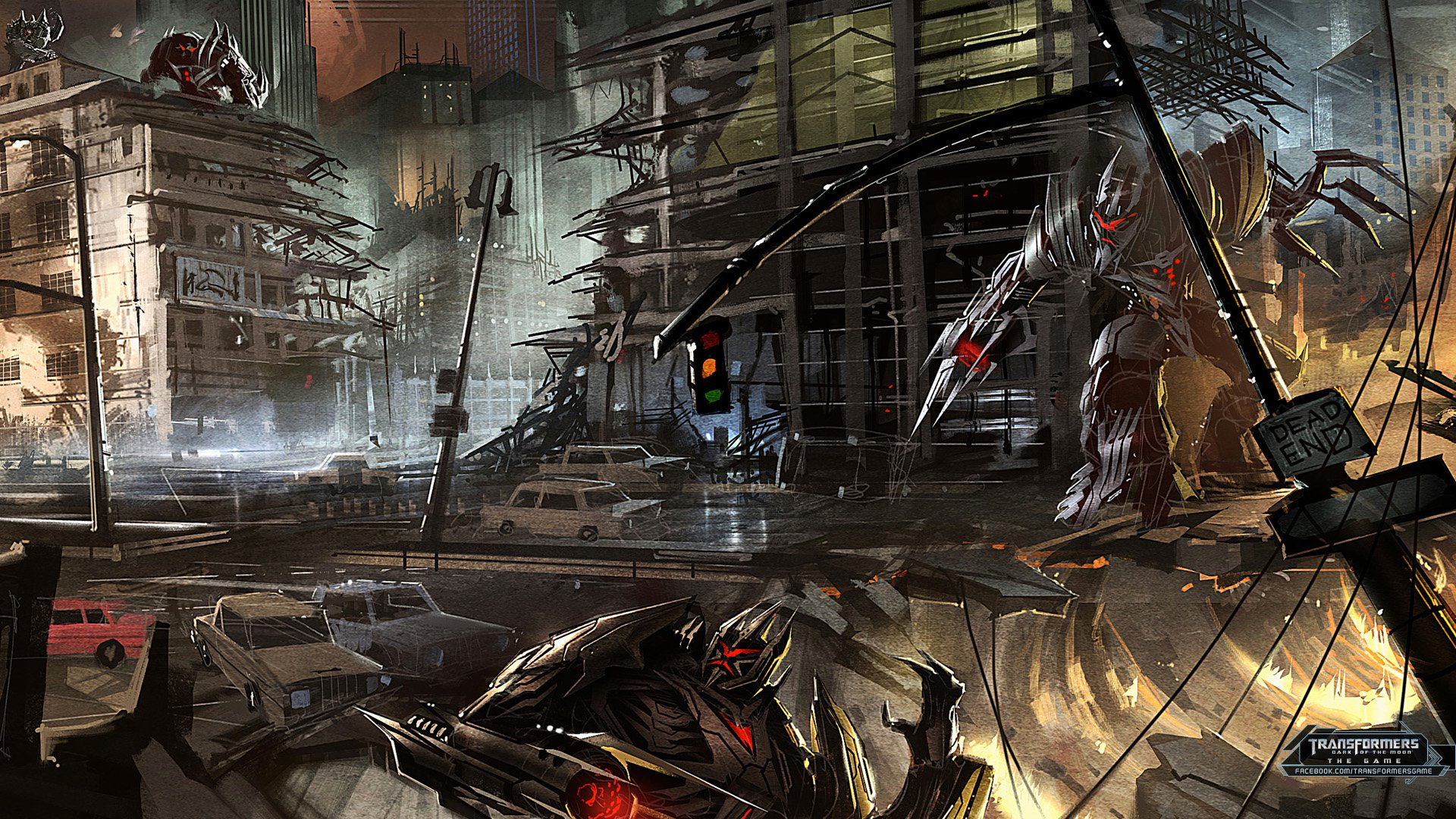 game concept art Cool video game concept art is fun to look at, but it can also be more than a pretty  picture it can provide insight into a game's development,.