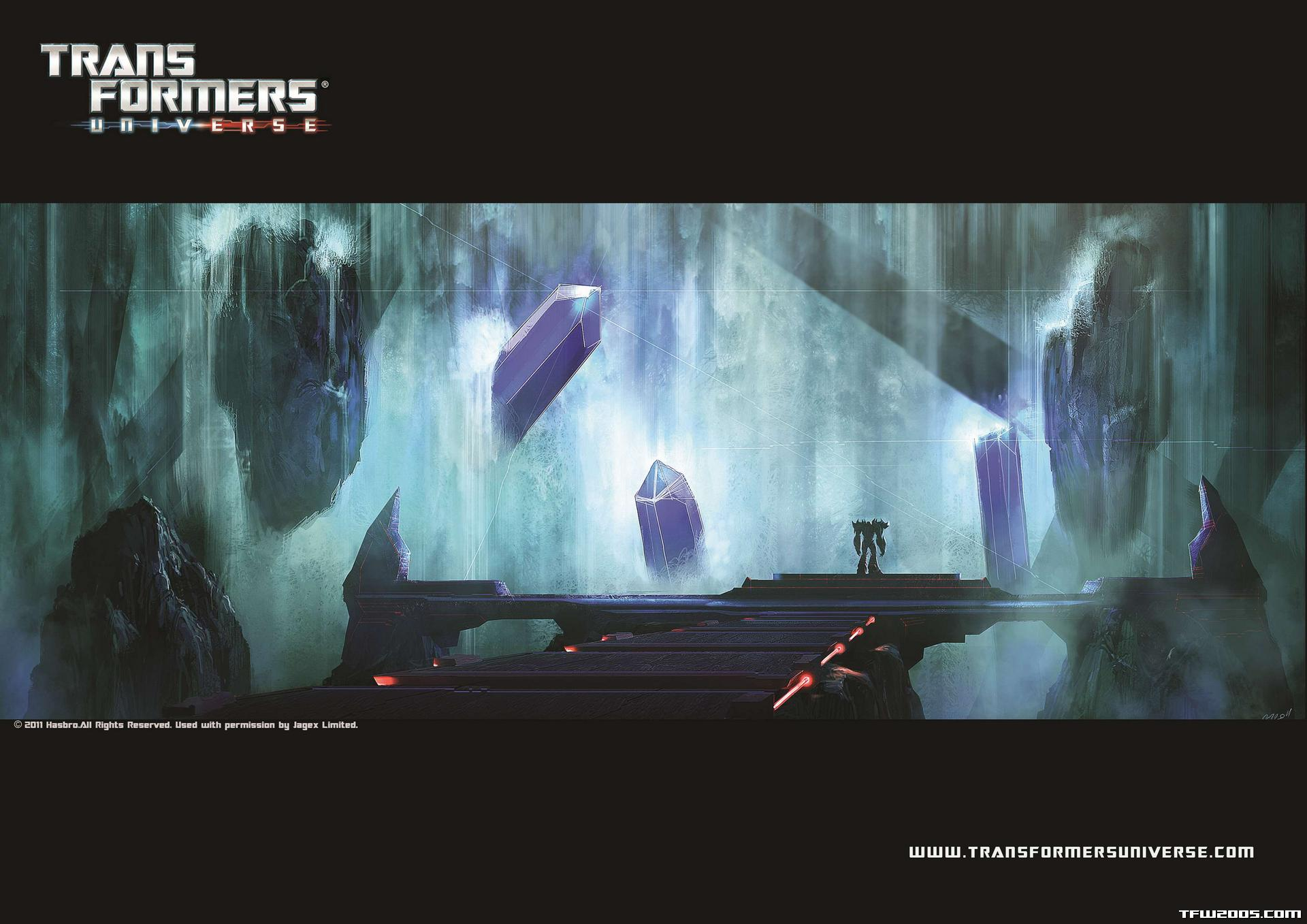 Transformers_botcon_postcard_megatron_waterfall