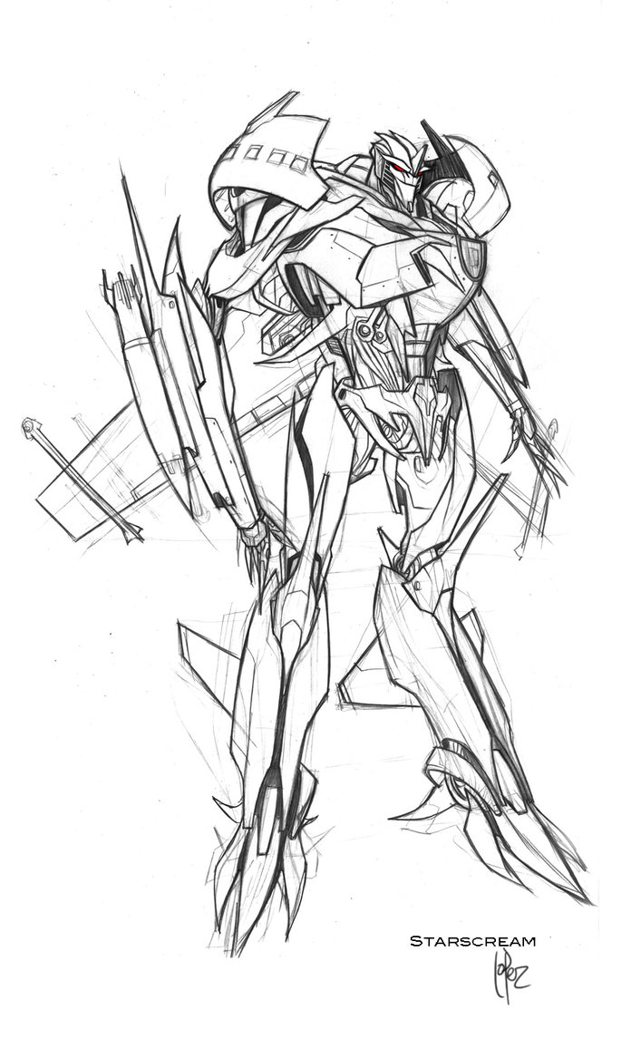301 moved permanently for Transformers coloring pages starscream