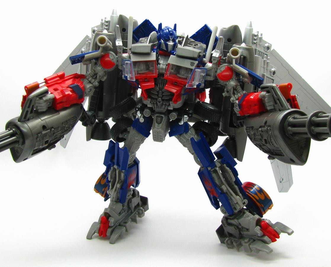 TFW Reviews Dark Of The Moon Jetwings Optimus Prime