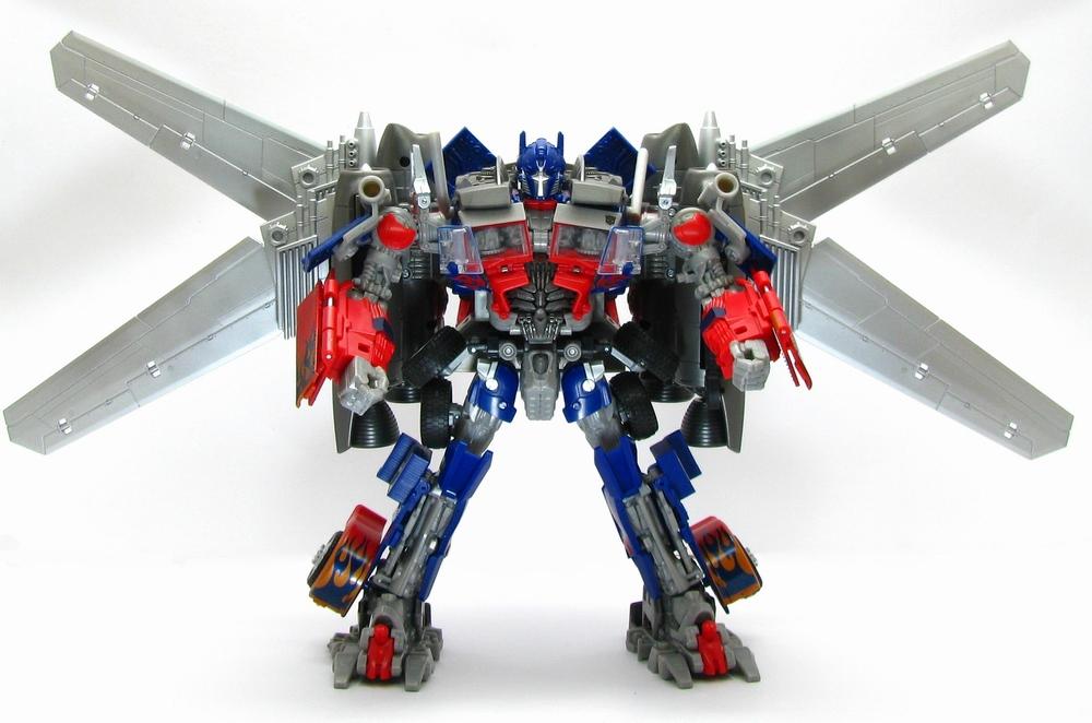 Image Gallery optimus prime jetwing