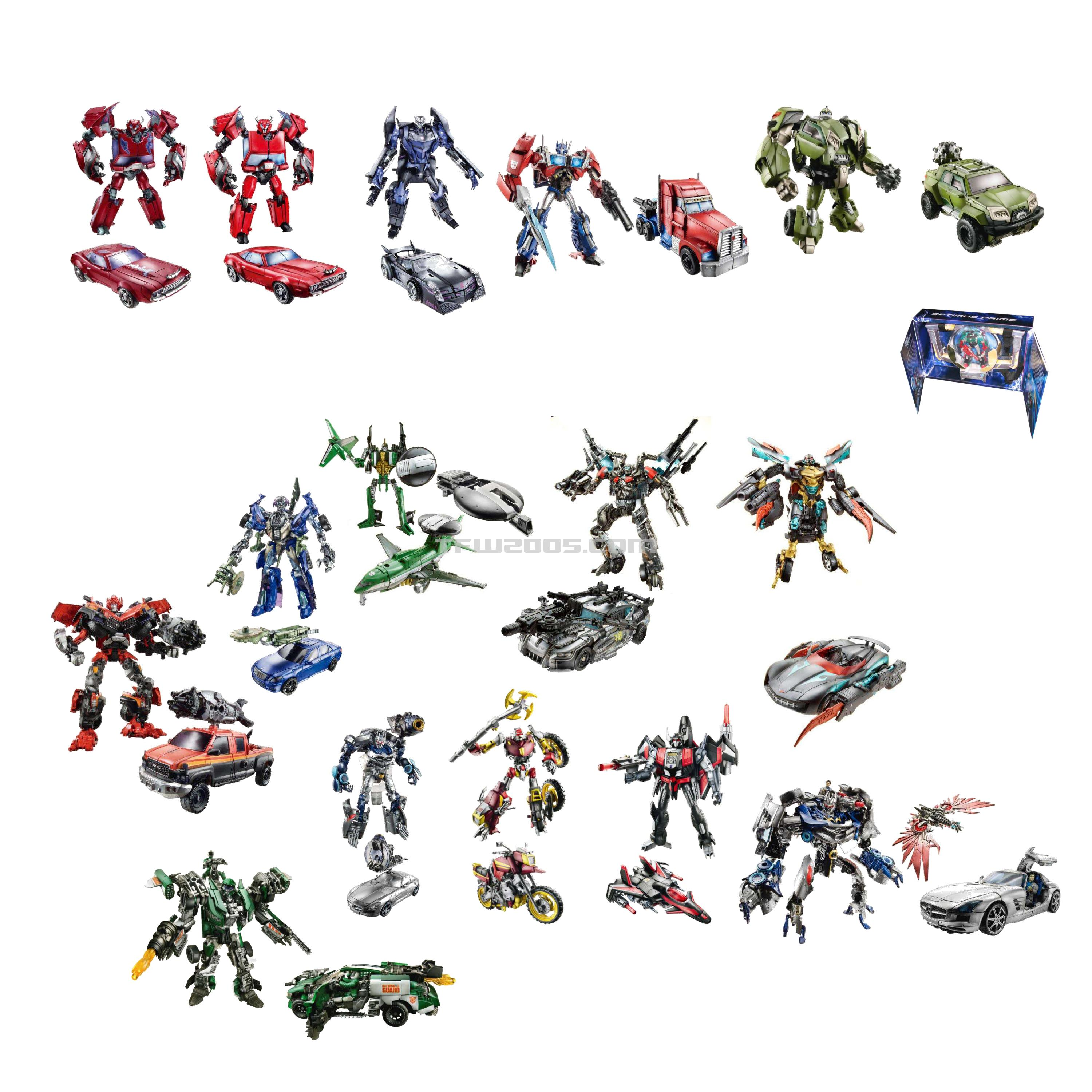 All Transformers Toys : Hasbro product shots from sdcc junkheap sky shadow