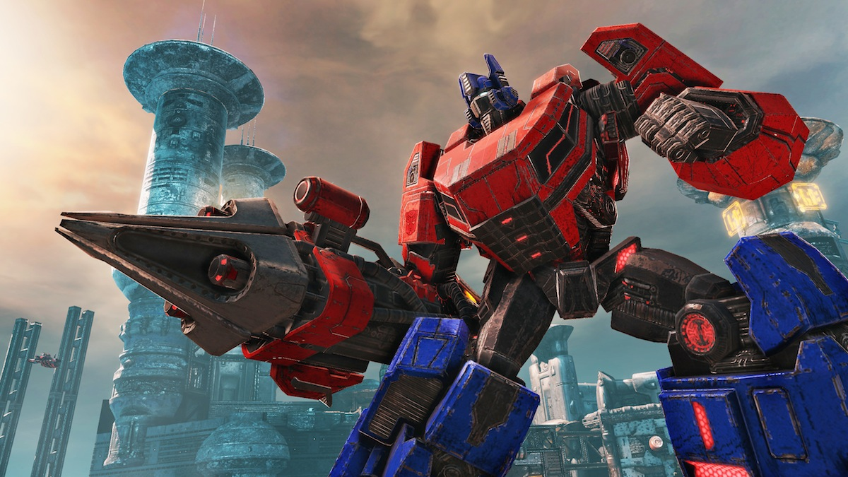 Transformers  Fall Of Cybertron - Behind The Crosshairs  The Weapons    Fall Of Cybertron Sunstreaker
