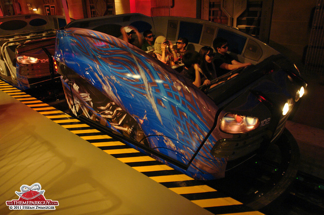 Transformers The Ride Opens a Day Early - Transformers ...  Transformers Th...