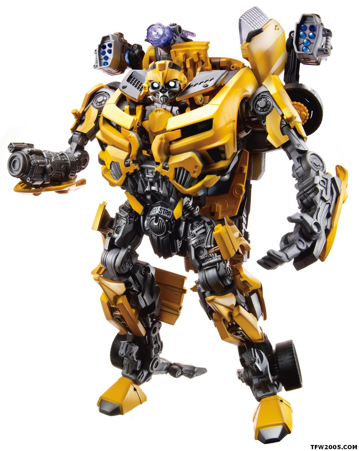 Best Transformers Toys And Action Figures : Dark of the moon leader bumblebee becomes best boys