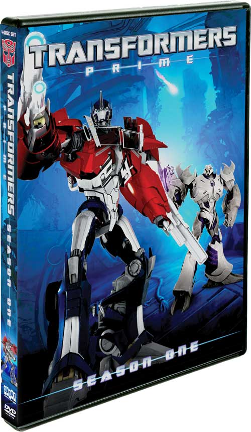 transformers prime season 1 bluray and dvd set announced transformers news tfw2005. Black Bedroom Furniture Sets. Home Design Ideas