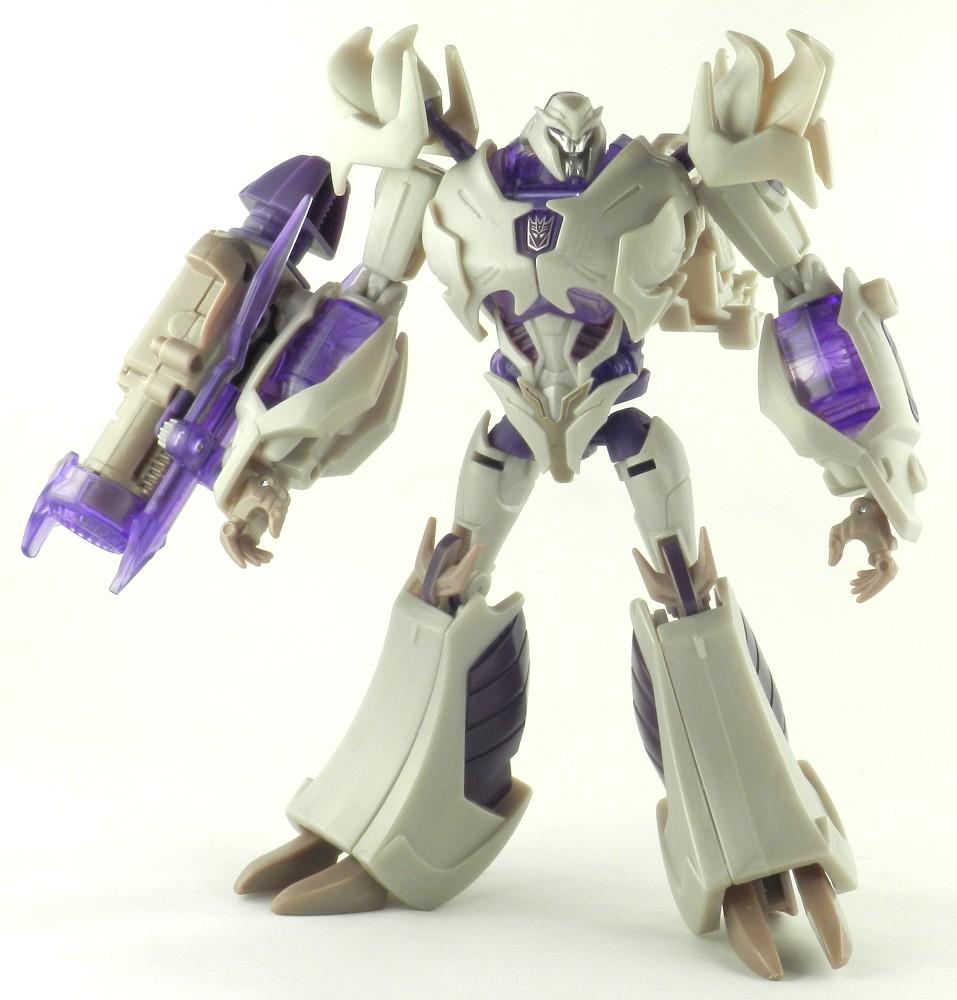 Transformers Prime Powerizers Voyager Megatron More Images ...