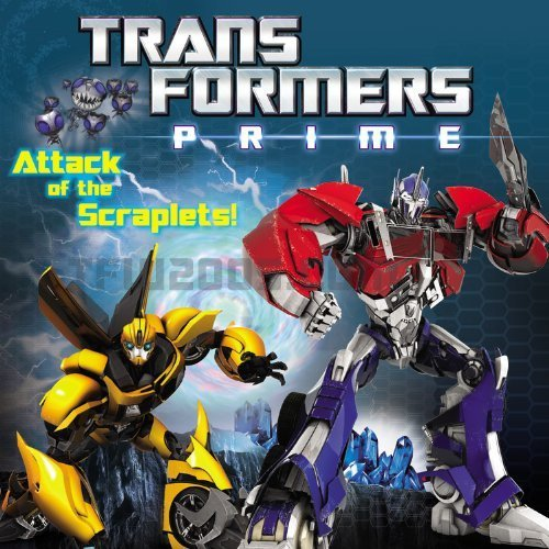 transformers prime meet the team