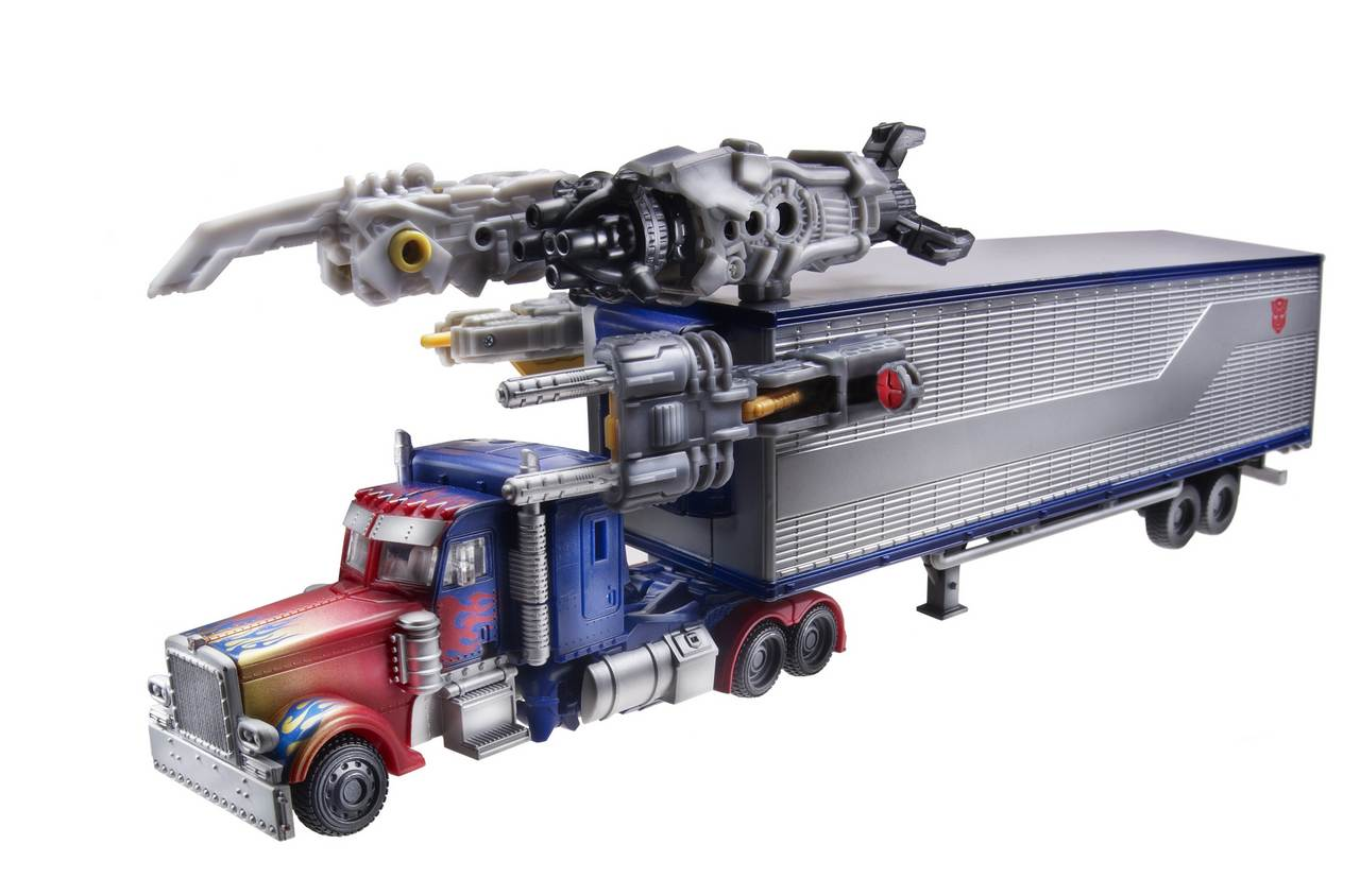 Trat Er Toy : Movie all stars optimus prime with trailer official images