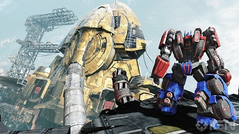 Images for Transformers Fall of Cybertron Video Preview 1 of 3 - IGN Video ...