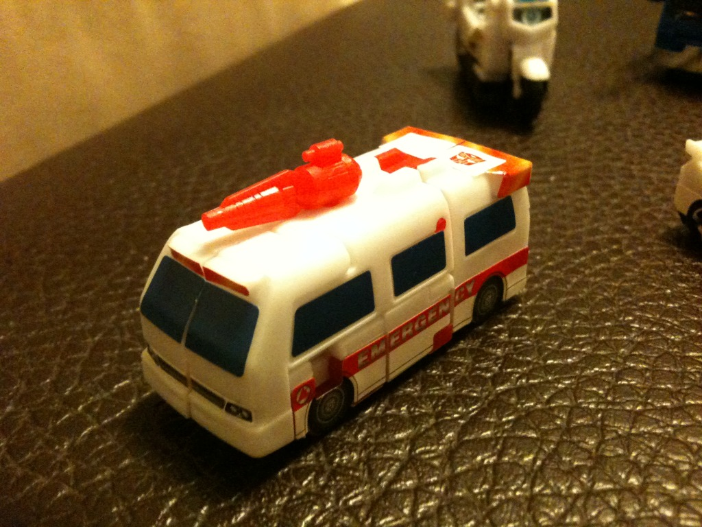 First-Aid-Ambulance
