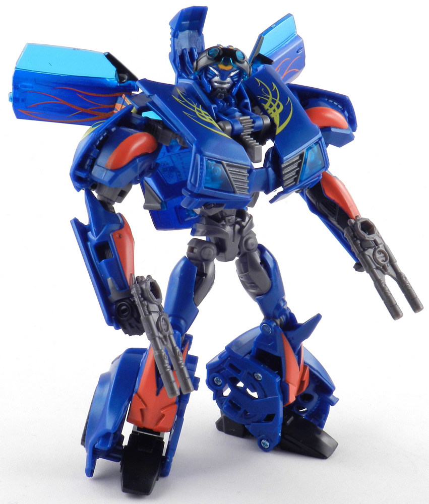 tfw transformers prime hot shot gallery amp review