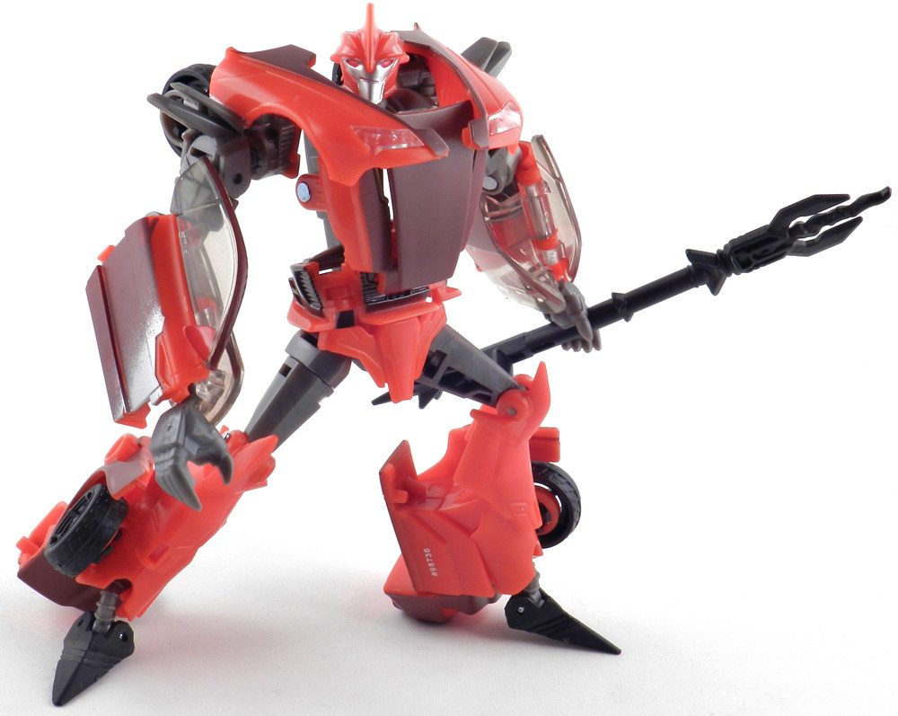 Transformers Prime Knock Out Review and Gallery ...