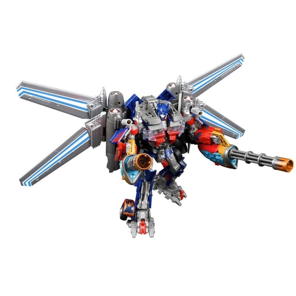 Amazon Exclusive Jetwing Optimus Prime and Fall of ...