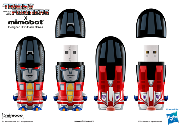 Mimobot-Starscream