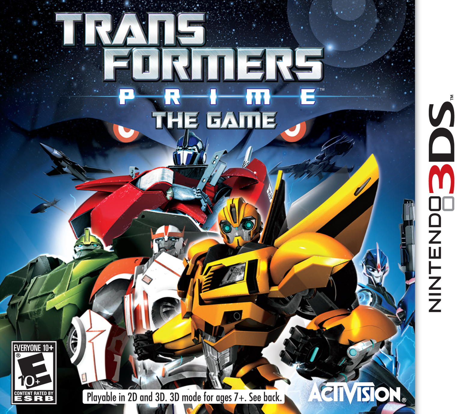 Transformers Prime Games