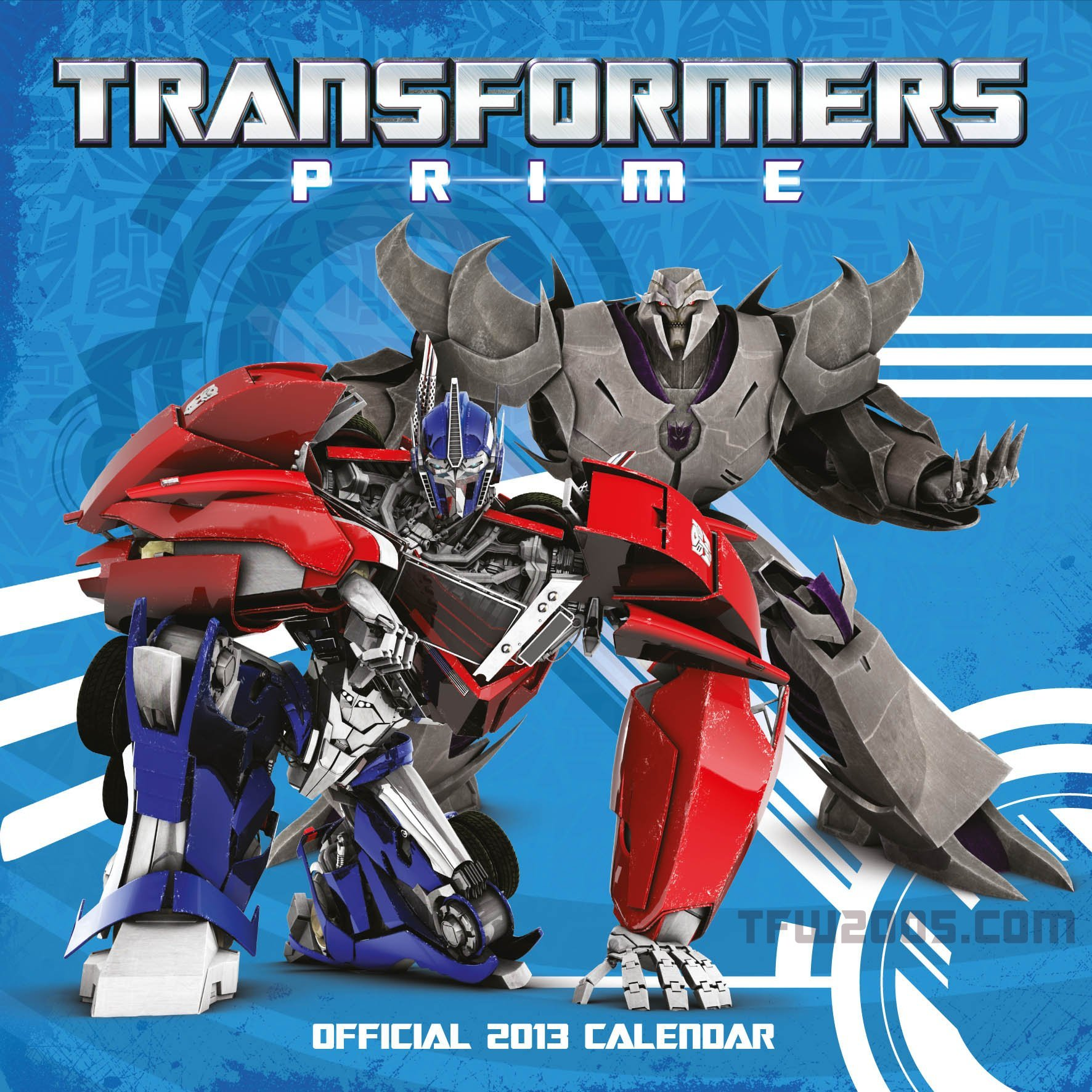 Transformers-Prime-2013-Calendar-Season-2-Comic-Book-TFW2005-1