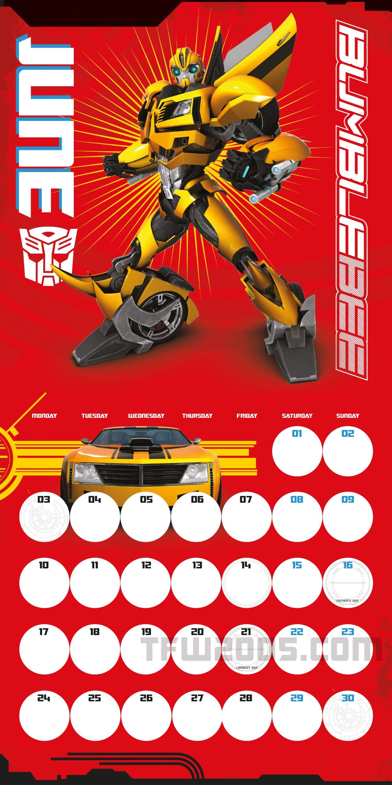 Transformers-Prime-2013-Calendar-Season-2-Comic-Book-TFW2005-4