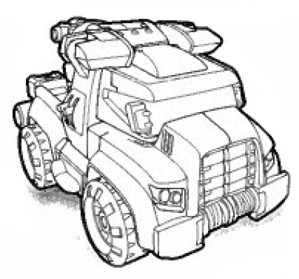 Rescue Bot Coloring Pages Rescue Bot Coloring Pages