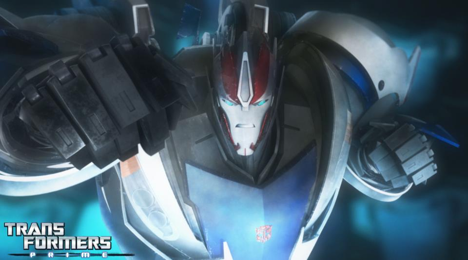 "Transformers Prime ""New Recruit"" image of Smokescreen ..."