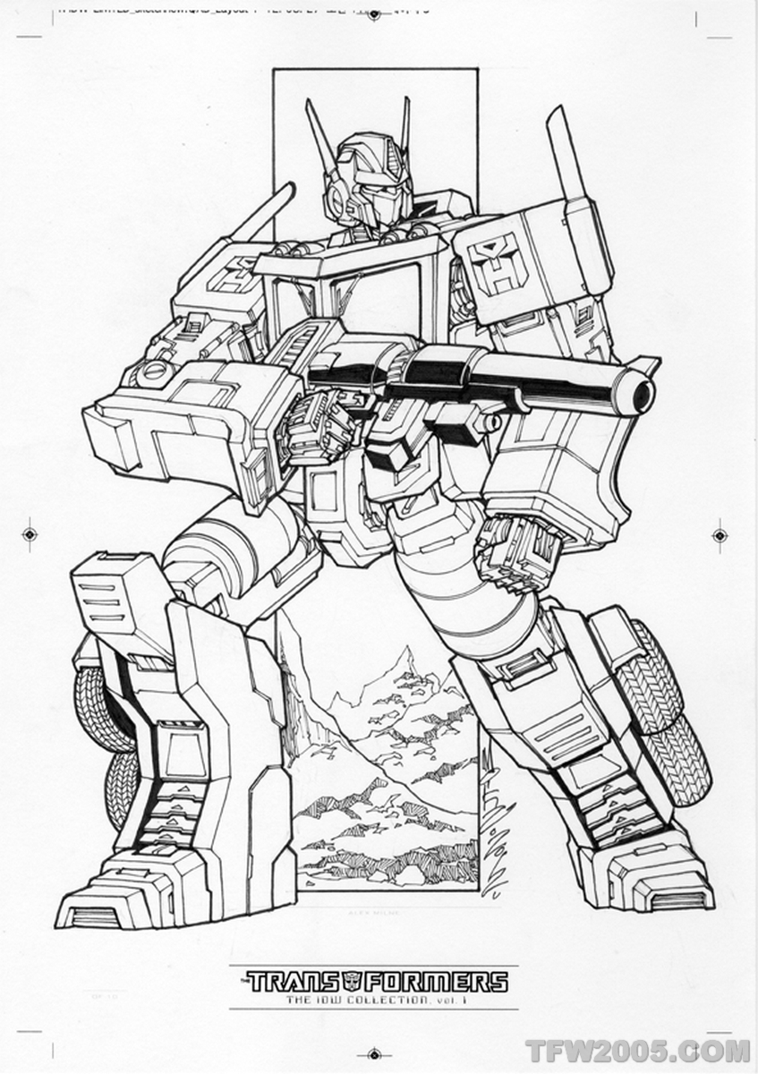 First Look Images IDW Limted Covers By Alex Milne ...