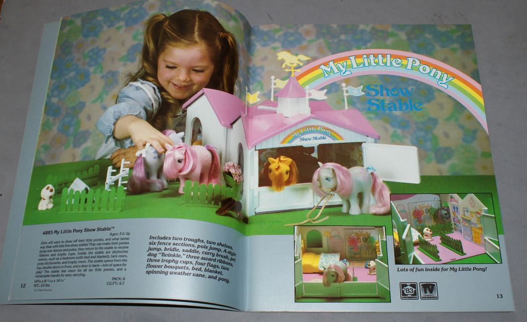 1983-Toy-Fair-Catalog-my-little-pony