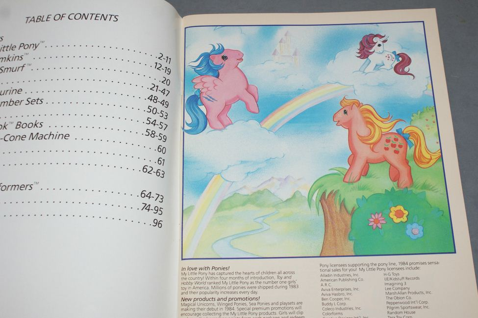 1984-toy-fair-hasbro-catalog-my-little-pony