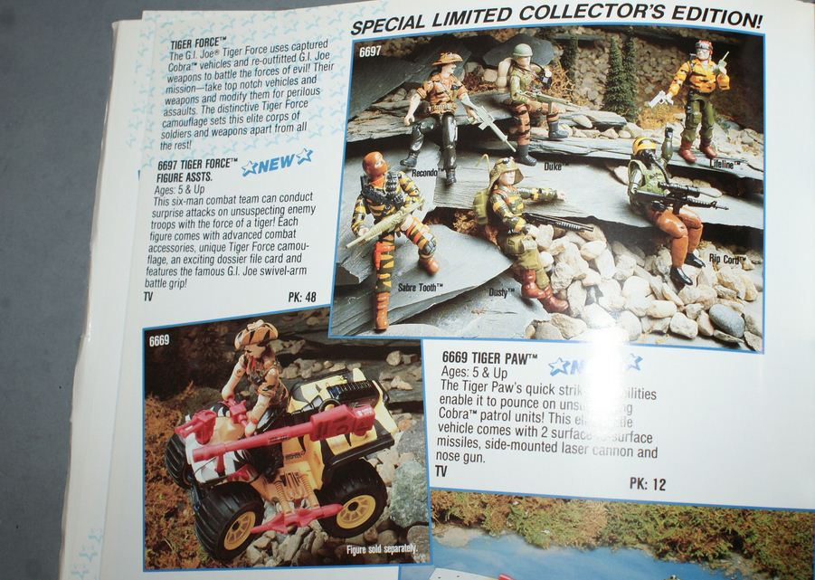 1988-toy-fair-hasbro-gijoe-tiger-force-figures