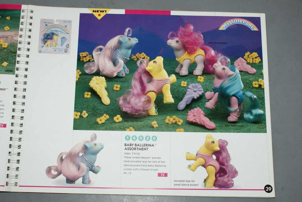 1991-toy-fair-hasbro-my-little-pony