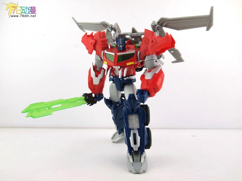 Transformers  Prime Beast Hunters Voyager Class Optimus