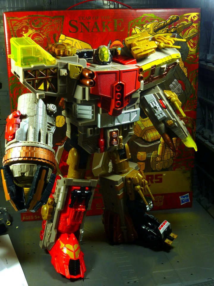 Year Of The Snake Omega Supreme Pictorial Review