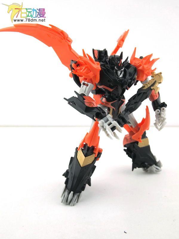 Transformers: Prime Beast Hunters Voyager Class Predaking ...