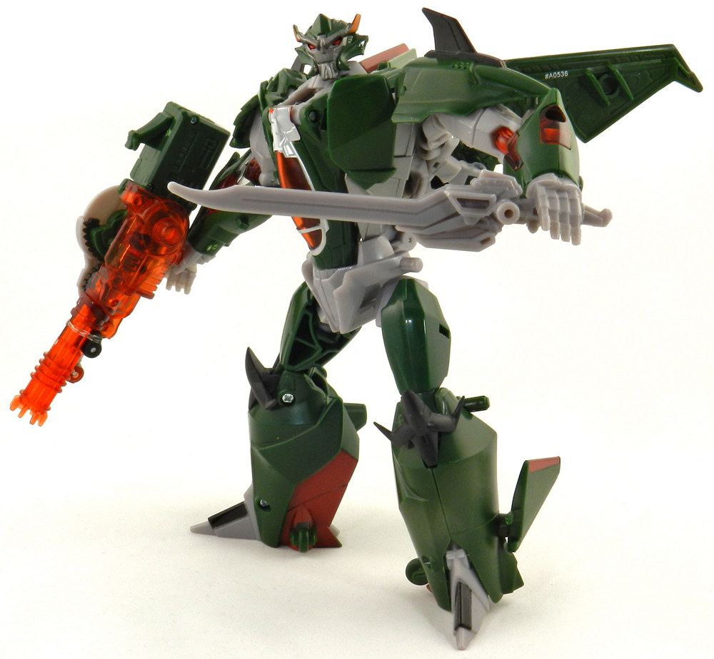 TFW Transformers Prime Skyquake Gallery - Transformers ...