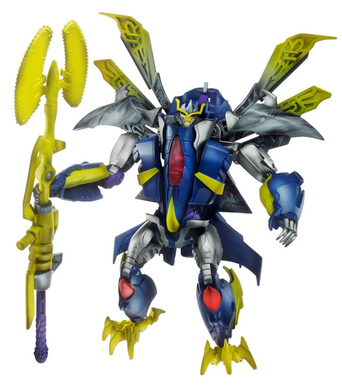 beast hunters toy fair 2013 deluxe figures official images