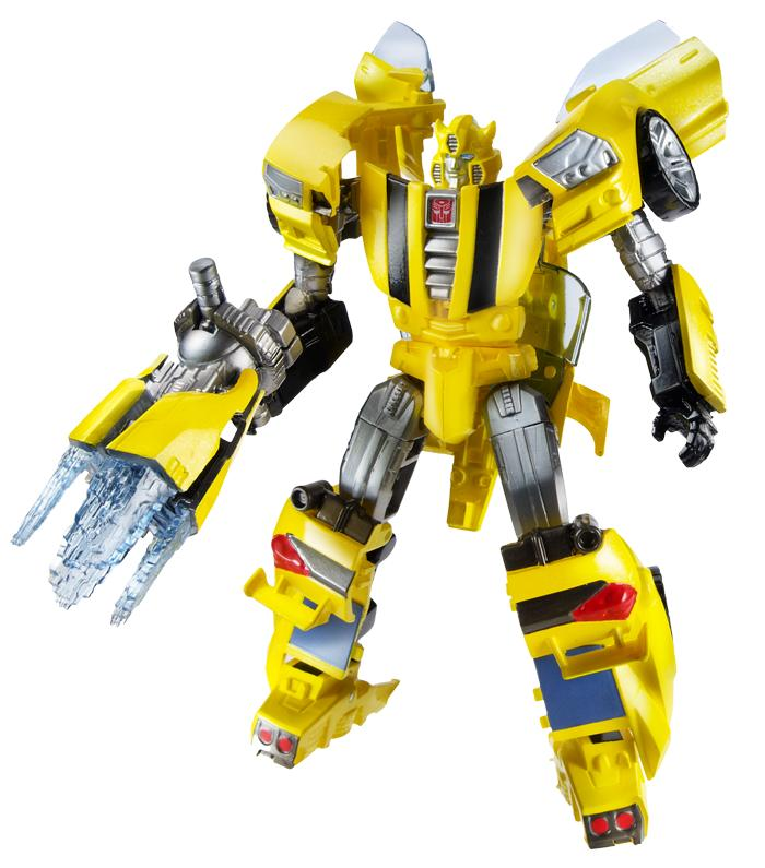 Transformers Generations Toy Fair 2013 Deluxe Wave ...