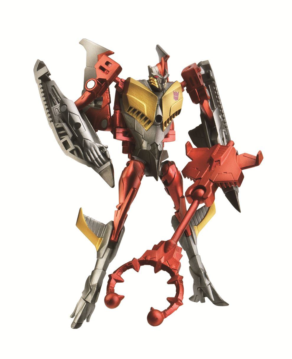 transformers prime beast hunters meet predaking images
