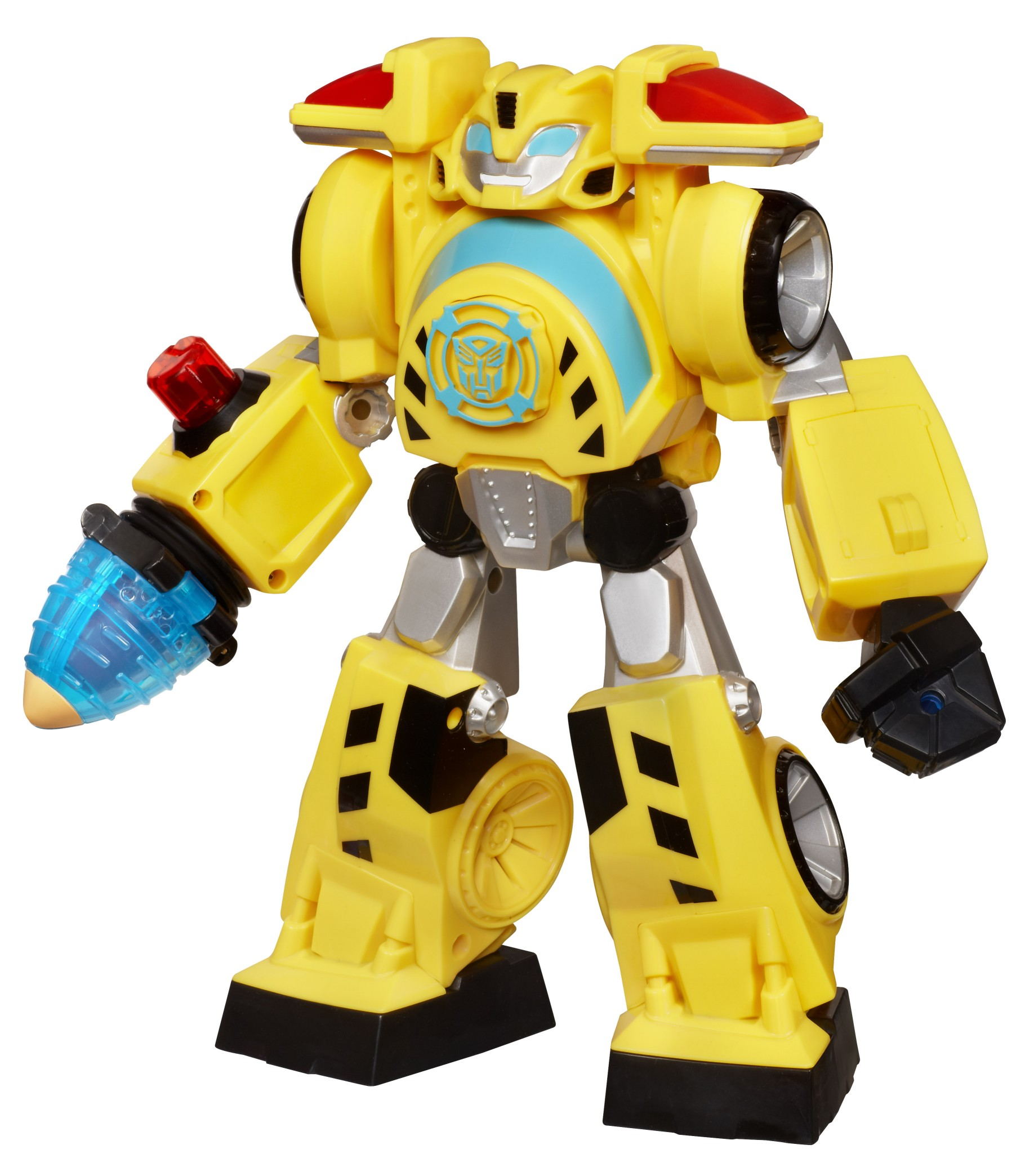 Rescue Bots Bumblebee Toy Transformers Rescue Bots Toy