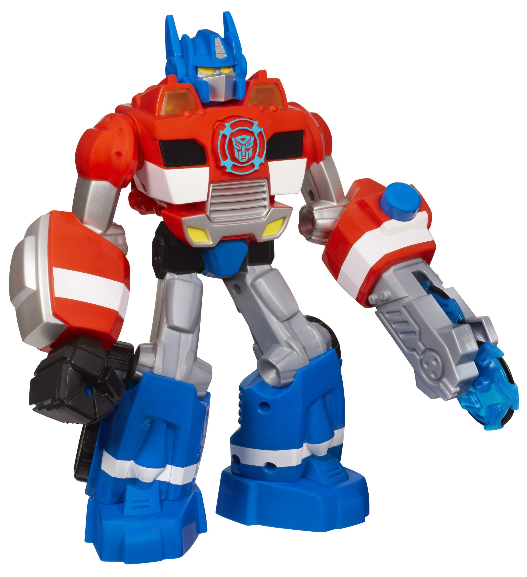 Free printable coloring pages rescue bots - Rescue Bots Electronic Figure Optimus Prime A Transformers Rescue Bots
