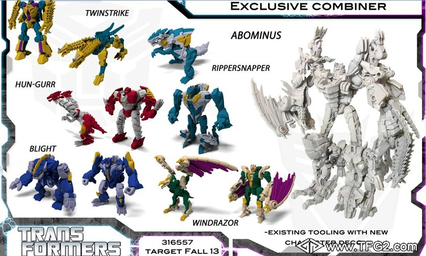 Transformers All Prime List
