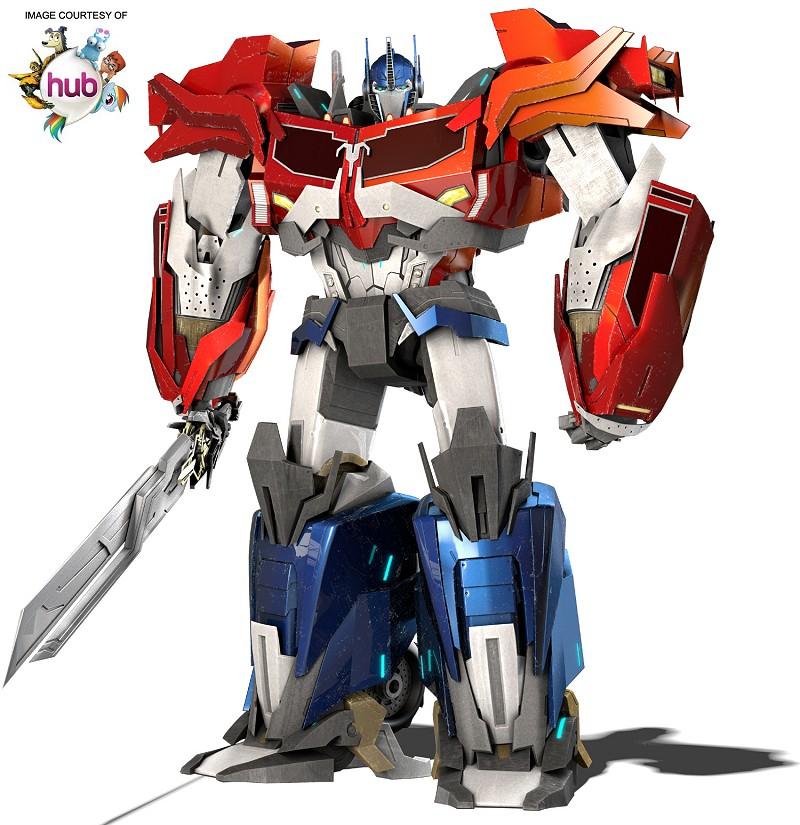 Prime transformers prime beast hunters optimus prime spoiler image